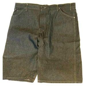 Dickies jean shorts NWOT. 42''